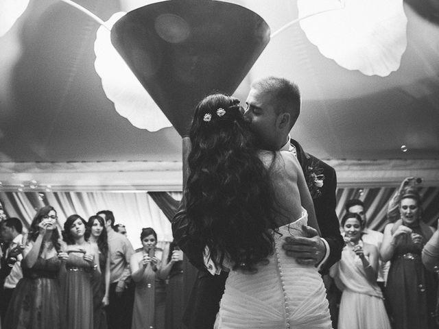 La boda de Angel y Sheila en Villatobas, Toledo 36