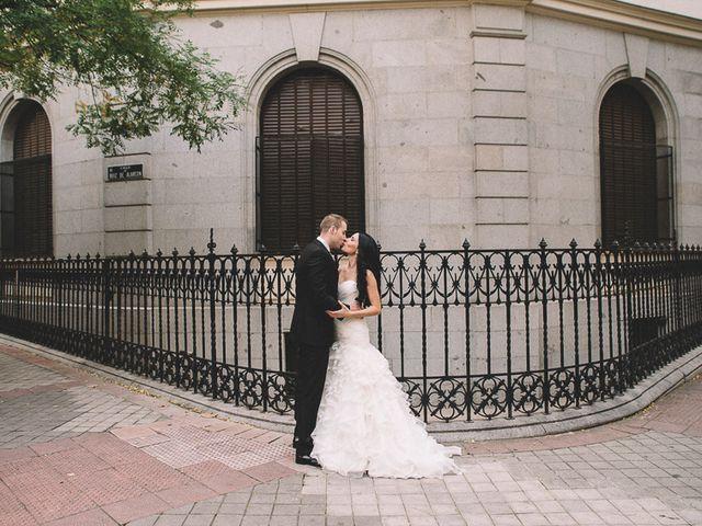 La boda de Angel y Sheila en Villatobas, Toledo 45