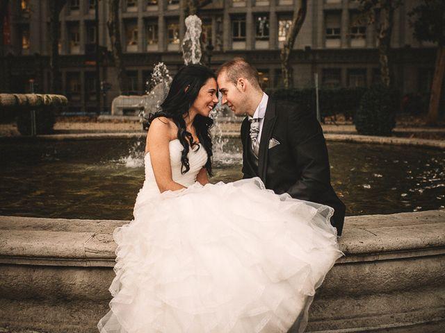 La boda de Angel y Sheila en Villatobas, Toledo 49