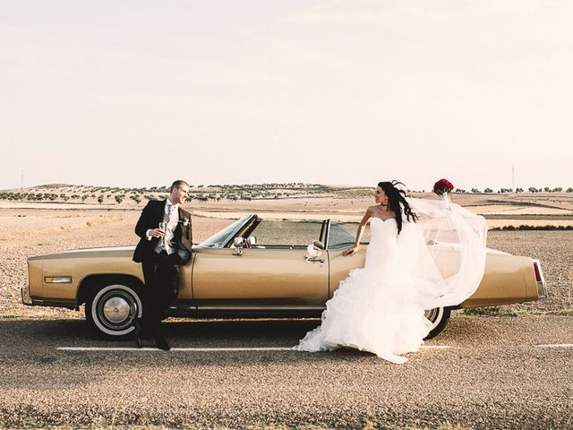 La boda de Angel y Sheila en Villatobas, Toledo 53