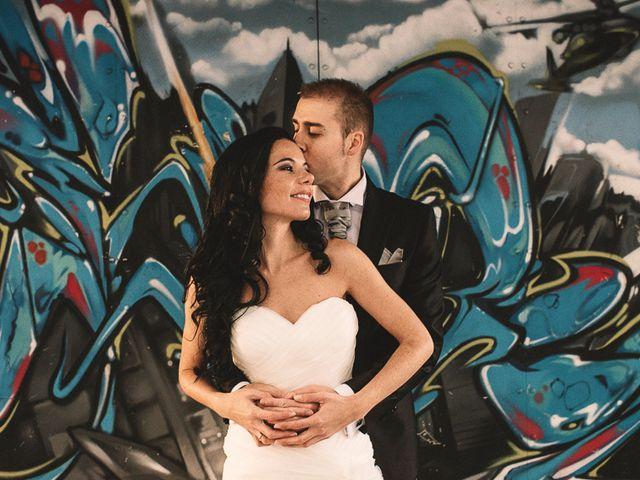 La boda de Angel y Sheila en Villatobas, Toledo 54