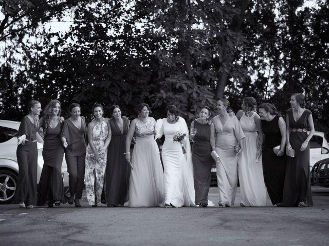 La boda de José y Jennifer en Lebrija, Sevilla 18