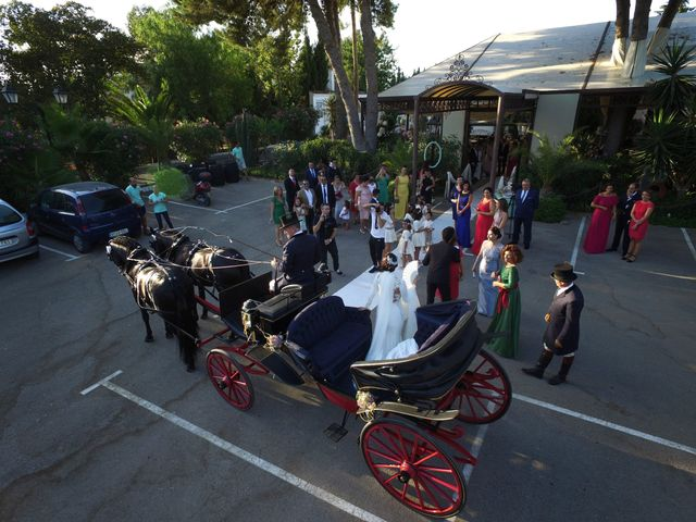 La boda de José y Jennifer en Lebrija, Sevilla 41