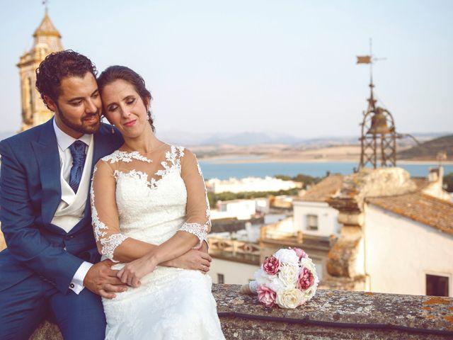 La boda de Francisco y SIberia en Bornos, Cádiz 2