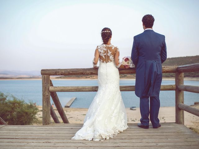 La boda de Francisco y SIberia en Bornos, Cádiz 3