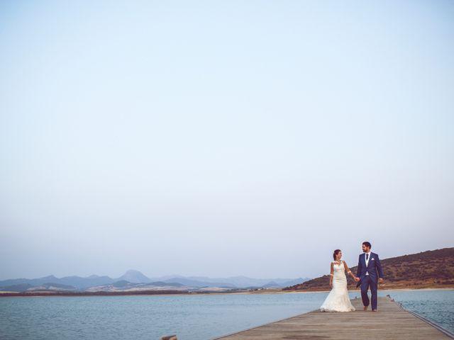 La boda de Francisco y SIberia en Bornos, Cádiz 5