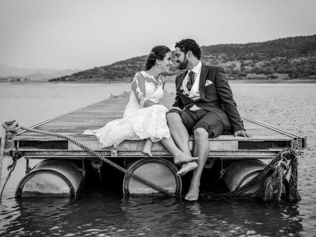 La boda de SIberia y Francisco