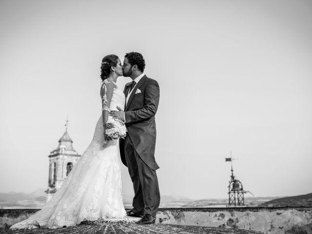 La boda de Francisco y SIberia en Bornos, Cádiz 6