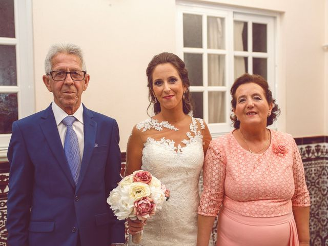 La boda de Francisco y SIberia en Bornos, Cádiz 9