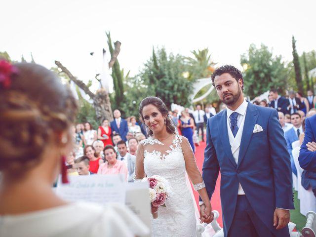 La boda de Francisco y SIberia en Bornos, Cádiz 10