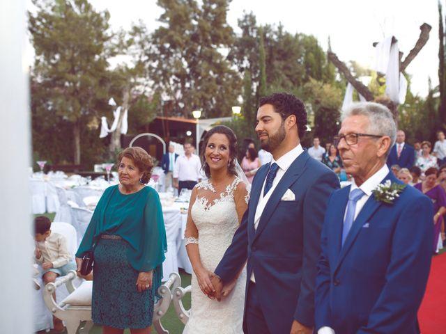 La boda de Francisco y SIberia en Bornos, Cádiz 11