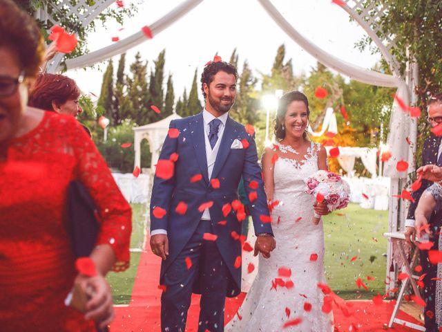 La boda de Francisco y SIberia en Bornos, Cádiz 12