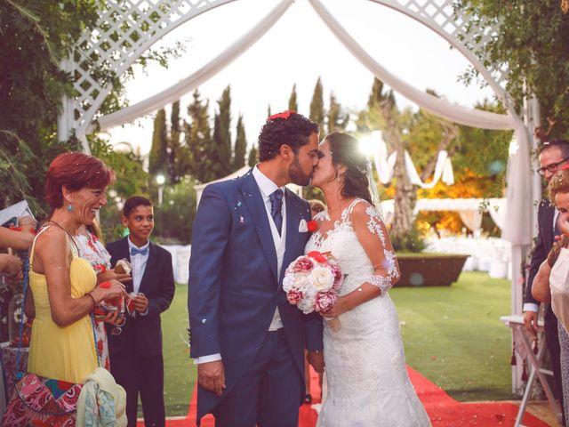 La boda de Francisco y SIberia en Bornos, Cádiz 13