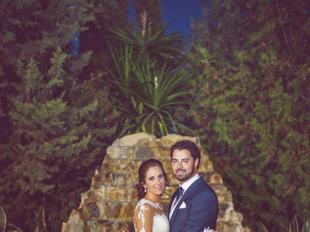 La boda de Francisco y SIberia en Bornos, Cádiz 15
