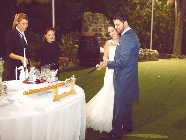 La boda de Francisco y SIberia en Bornos, Cádiz 16