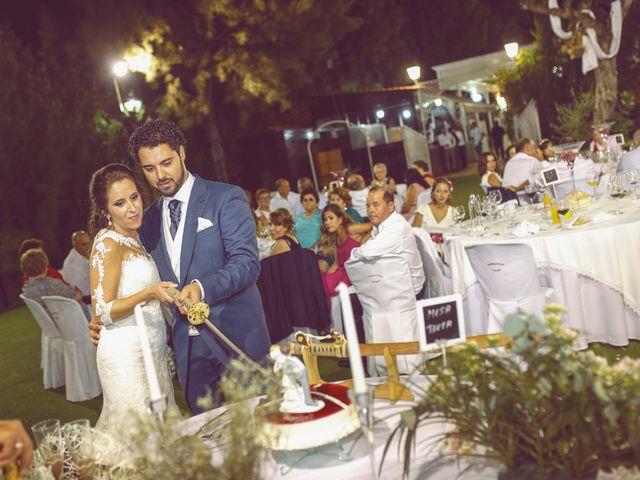 La boda de Francisco y SIberia en Bornos, Cádiz 17