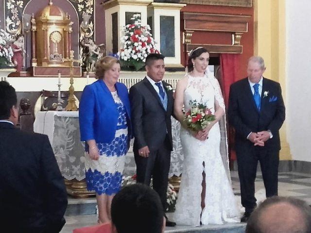 La boda de Anthony y M. Carmen  en San Fernando, Cádiz 1