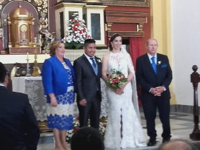 La boda de Anthony y M. Carmen  en San Fernando, Cádiz 2