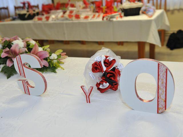 La boda de Óscar y Sara en Vigo, Pontevedra 14