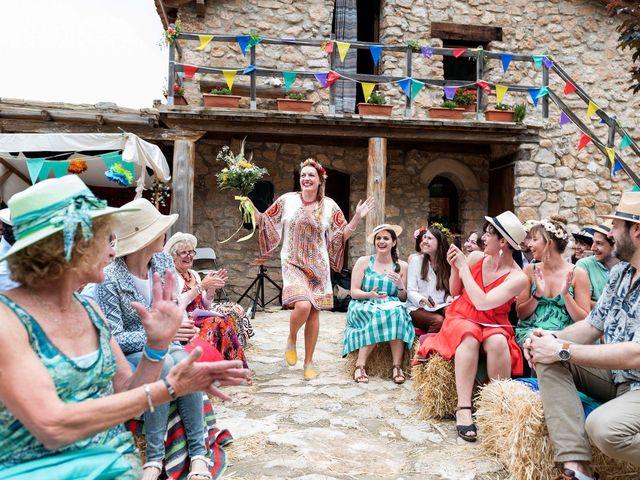 La boda de David y Honesty en Mont-ral, Tarragona 7
