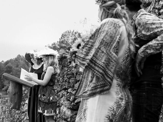 La boda de David y Honesty en Mont-ral, Tarragona 12