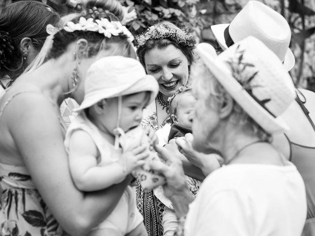 La boda de David y Honesty en Mont-ral, Tarragona 29