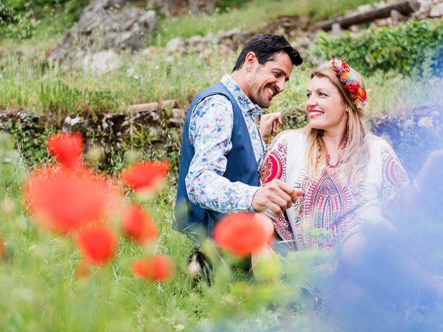 La boda de David y Honesty en Mont-ral, Tarragona 41