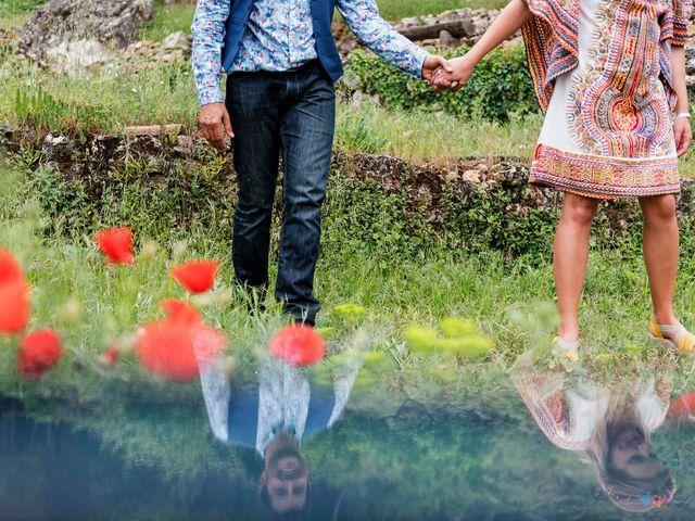 La boda de David y Honesty en Mont-ral, Tarragona 45