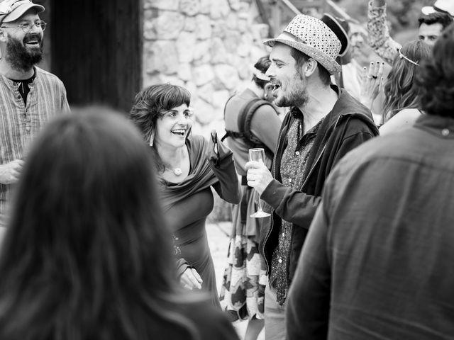 La boda de David y Honesty en Mont-ral, Tarragona 53