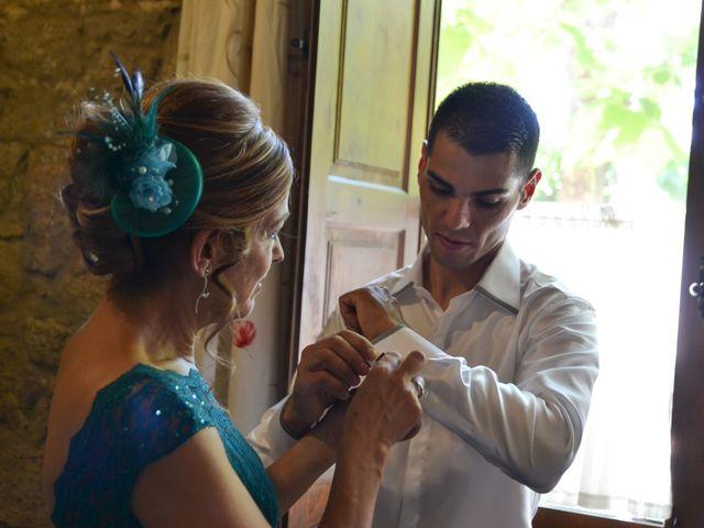 La boda de Gonzalo y Natalia en Valverde Del Fresno, Cáceres 2