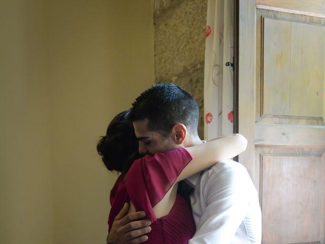 La boda de Gonzalo y Natalia en Valverde Del Fresno, Cáceres 4