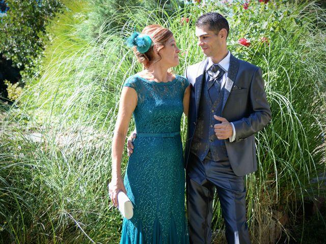 La boda de Gonzalo y Natalia en Valverde Del Fresno, Cáceres 6