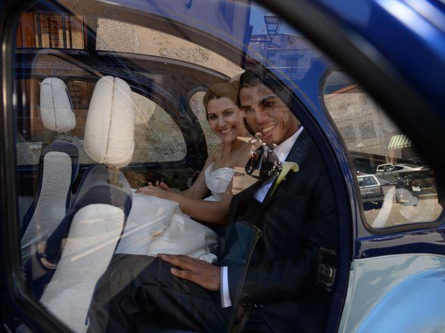 La boda de Gonzalo y Natalia en Valverde Del Fresno, Cáceres 20