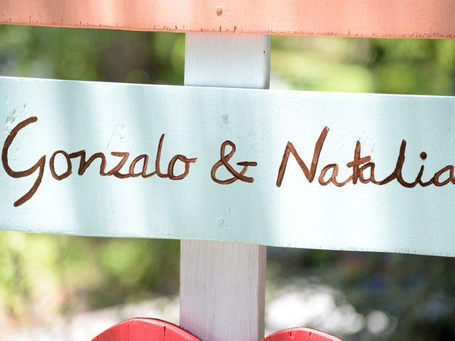 La boda de Gonzalo y Natalia en Valverde Del Fresno, Cáceres 21