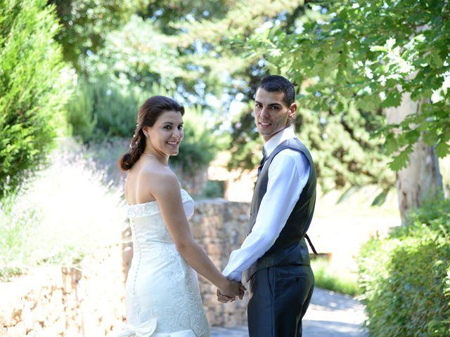 La boda de Gonzalo y Natalia en Valverde Del Fresno, Cáceres 22