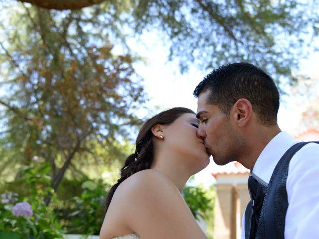 La boda de Gonzalo y Natalia en Valverde Del Fresno, Cáceres 24
