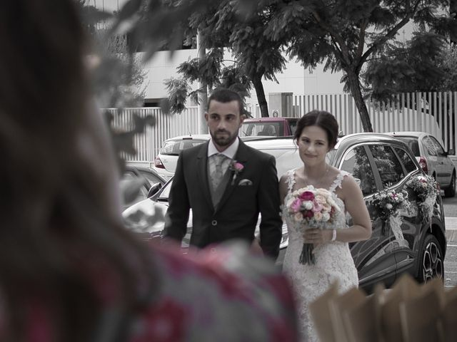 La boda de Jordi y Sandra en Elx/elche, Alicante 1