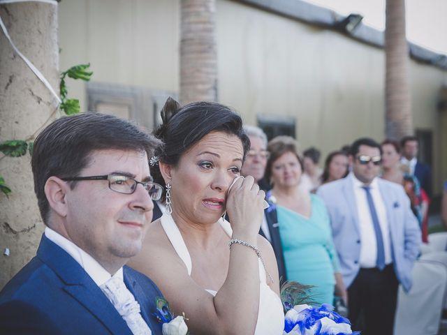 La boda de Antonio y Juani en Huelva, Huelva 31