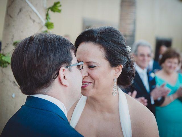 La boda de Antonio y Juani en Huelva, Huelva 36