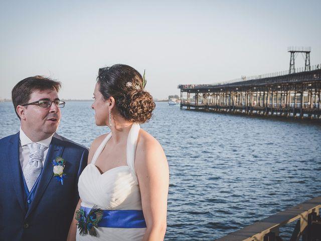 La boda de Antonio y Juani en Huelva, Huelva 41