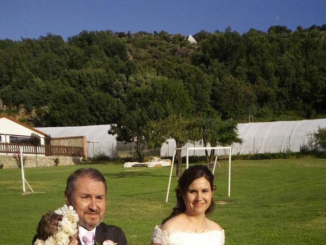 La boda de José Ángel  y Almudena en Navaluenga, Ávila 3