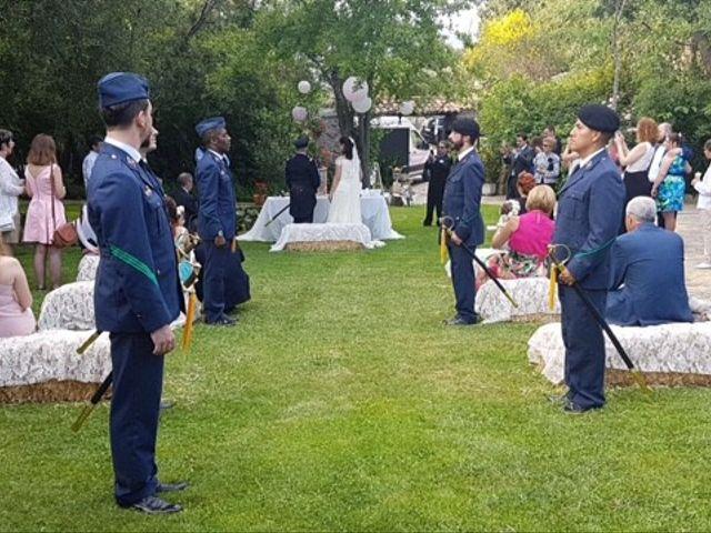 La boda de José Ángel  y Almudena en Navaluenga, Ávila 2