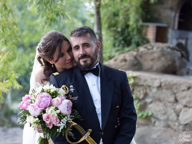 La boda de Almudena y José Ángel