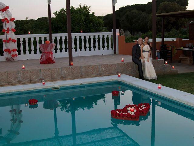 La boda de Carlos y Rosi en Alcala De Guadaira, Sevilla 17