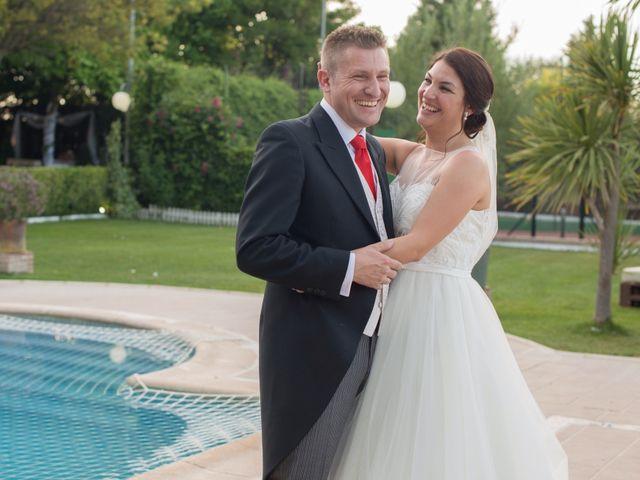 La boda de Mari Luz y Juanma