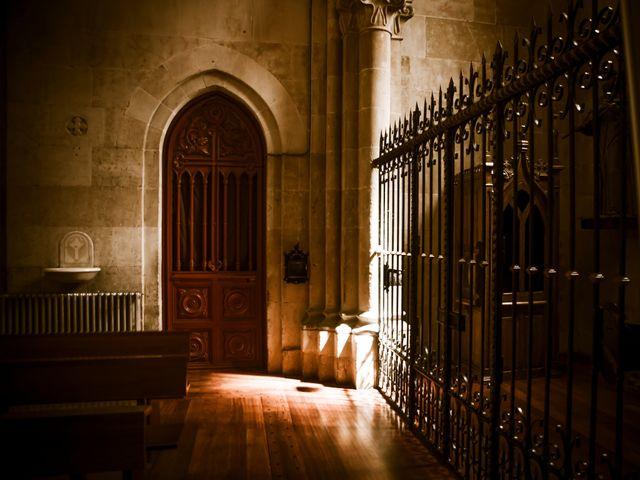 La boda de Jesús y Tamara en Salamanca, Salamanca 13