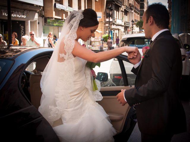 La boda de Jesús y Tamara en Salamanca, Salamanca 19