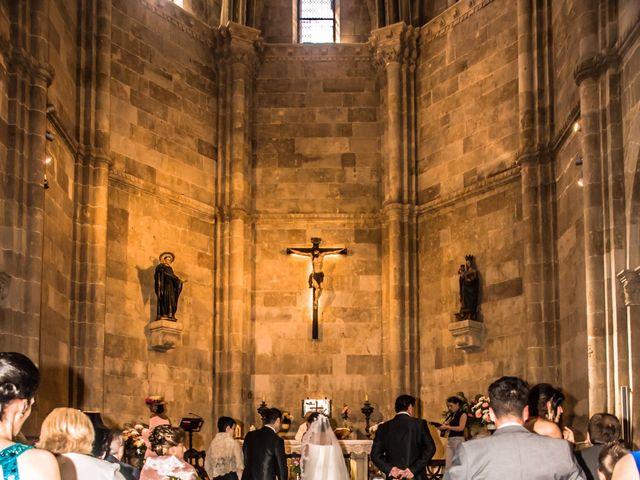 La boda de Jesús y Tamara en Salamanca, Salamanca 23