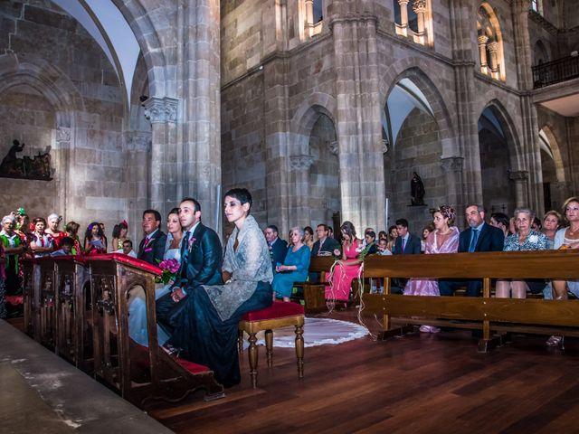La boda de Jesús y Tamara en Salamanca, Salamanca 24