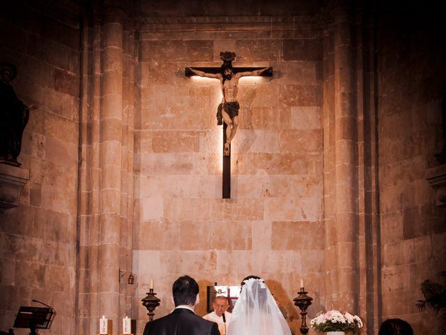 La boda de Jesús y Tamara en Salamanca, Salamanca 25